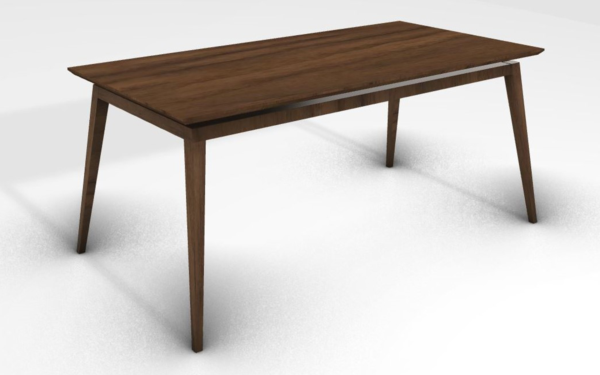 Table LEVI 01w design, made in france