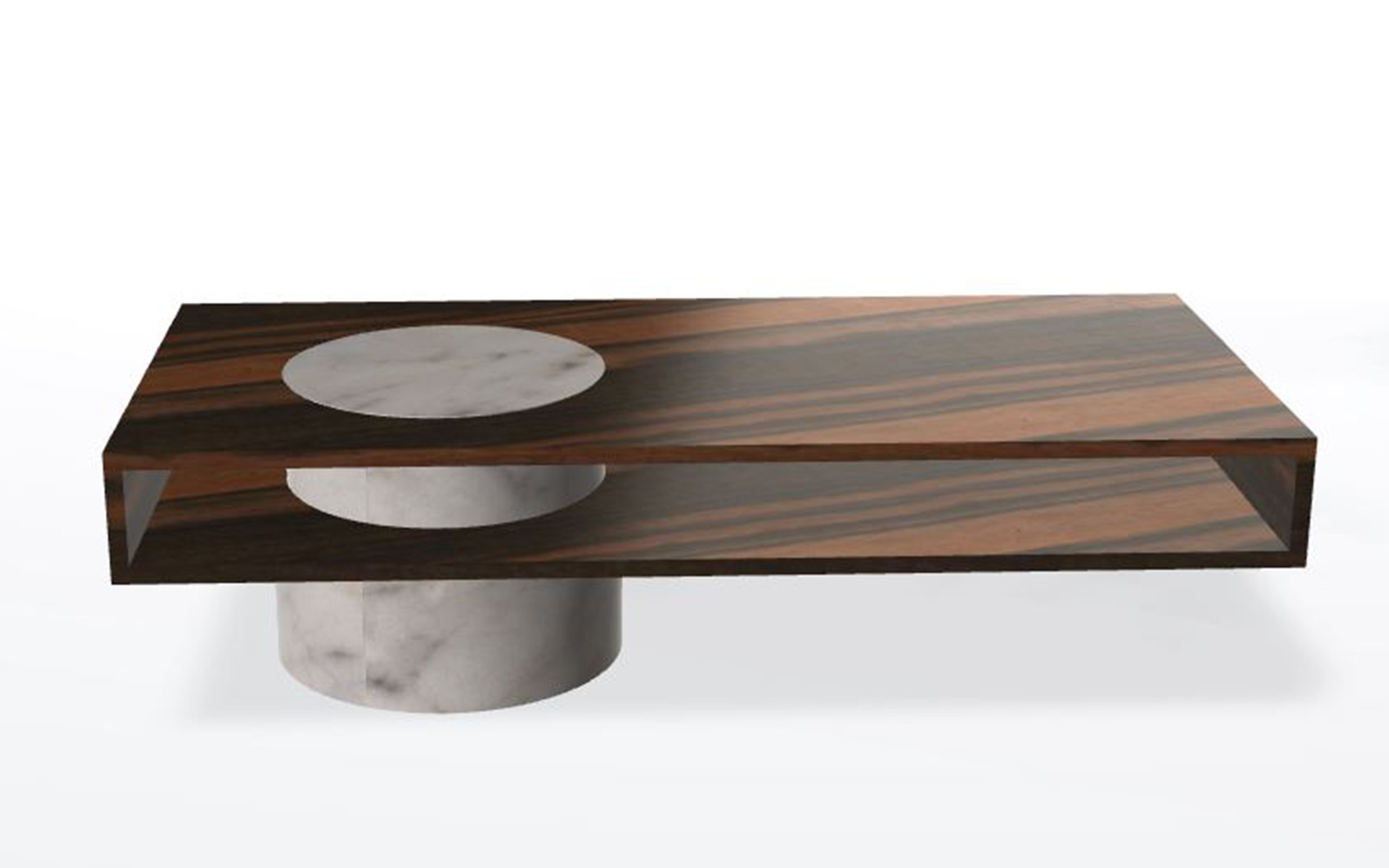 table basse MOVIT design, made in france